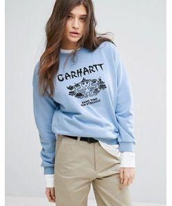 Carhartt WIP | Sweatshirt With New Struggle Print