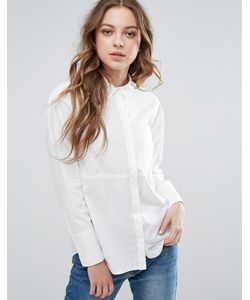 Selected | Однотонная Рубашка Select Linda