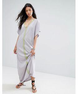 Pitusa | Пляжное Платье Pima Abaya