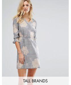 Vero Moda Tall | Цельнокройное Платье С Цветочным Принтом