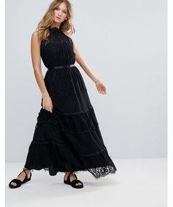 Deby Debo | Кружевное Платье С Завязками Lucienne