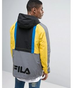Fila Vintage | Куртка С Капюшоном И Логотипом Сзади Fila