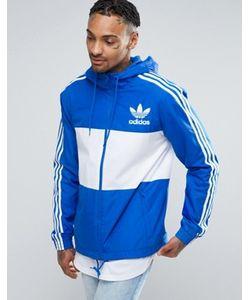 adidas Originals | Синяя Ветровка Clfn Bk5938