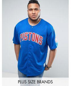 Mitchell & Ness | Сетчатая Футболка Plus Nba Detroit Pistons