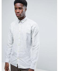Selected Homme | Рубашка Классического Кроя С Вертикальными Полосками