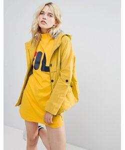 Parka London | Куртка С Высоким Воротником Anja