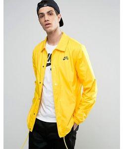 Nike SB | Желтая Спортивная Куртка 829509-719