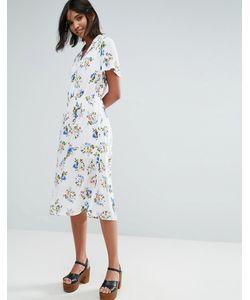 Unique 21 | Платье-Рубашка Миди