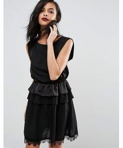 Minimum   Платье С Оборкой