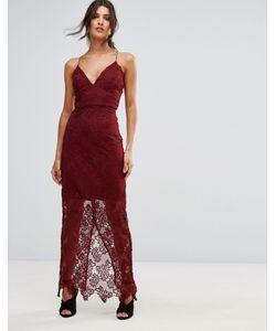 AX Paris | Кружевное Платье Макси