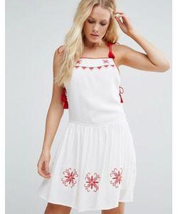 Little White Lies | Приталенное Платье Carys