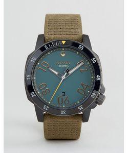 Nixon x Star Wars | Часы С Кожаным Ремешком Cassian Ranger