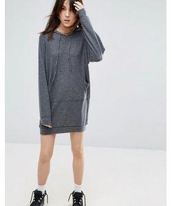 NYTT | Платье-Худи С Длинными Рукавами