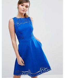 Ted Baker | Короткое Приталенное Платье Verony