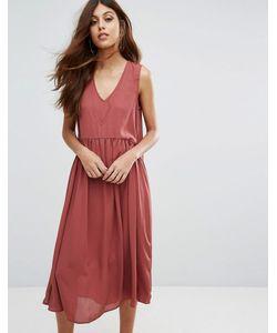 Y.A.S. | Свободное Платье Миди Y.A.S Vinc
