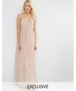 Needle & Thread | Платье Макси Giselle Ballet