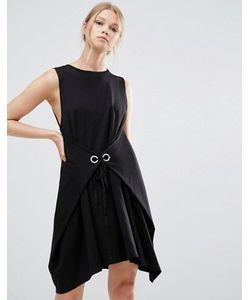 Style Mafia   Платье Без Рукавов