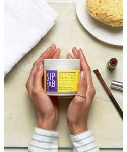 Nip+Fab | Очищающие Подушечки С Пчелиным Ядом Nip Fab X 60