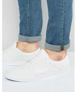 Nike SB | Белые Парусиновые Кроссовки Portmore 723874-111