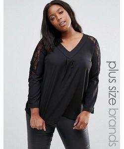 Praslin | Рубашка С Кружевными Вставками Plus