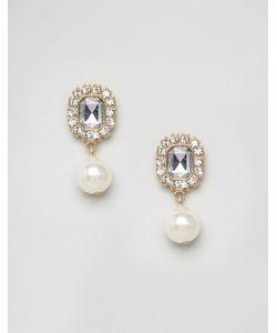True Decadence | Statement Pearl Drop Earings