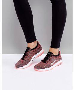 Nike | Кроссовки С Черной Отделкой Training Air Zoom Fearless Flyknit