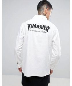 Huf   Куртка X Thrasher Chore
