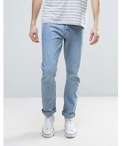 Weekday   Common Straight Fit Jean Wow Wash