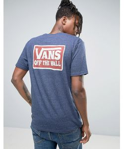 Vans | Синяя Футболка Va312i10i