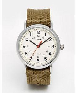 Timex | Часы С Нейлоновым Ремешком Originals Weekender