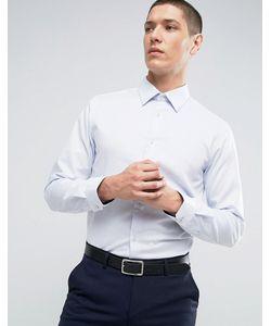 Burton Menswear | Slim Smart Shirt In Texture