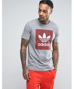 adidas Originals | Футболка С Логотипом Adidas Skateboarding Bk1446