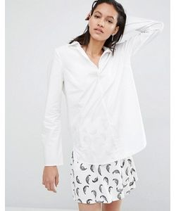 Just Female   Блузка С Расклешенными Манжетами Jerrel