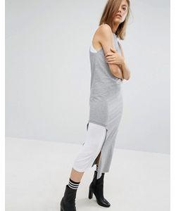 Cheap Monday | Платье С Сетчатой Вставкой