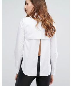 KENDALL + KYLIE | Рубашка С Открытой Спиной