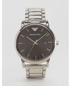 Emporio Armani | Узкие Наручные Часы Из Нержавеющей Стали Ar2499