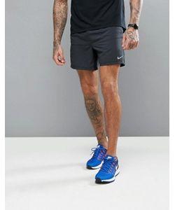 Nike Running | Черные Шорты 5 Distance 642804-011