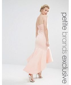 Jarlo Petite | Платье Миди Бандо