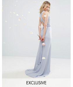 TFNC | Платье-Трансформер Длины Макси Wedding