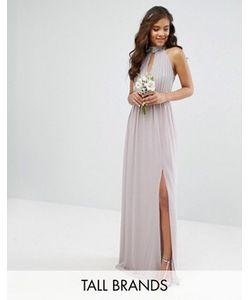 TFNC Tall | Платье Макси С Отделкой Wedding