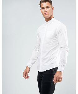 New Look | Хлопковая Рубашка Стандартного Кроя