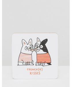 OHH DEER | Подставка Под Напитки French Kisses