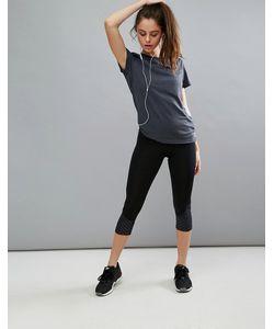 Adidas | Тренировочные Леггинсы Длиной 3/4 Из Ткани Climalite От