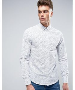 Blend | Узкая Рубашка С Принтом