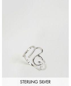 Rock 'N' Rose | Серебряное Кольцо С Зодиакальной Отделкой Скорпион Rock N Rose