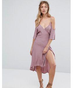 Glamorous | Платье С Вырезами На Плечах