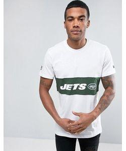 New Era | Футболка Со Вставкой И Принтом Jets