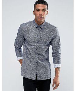 Minimum | Узкая Рубашка С Мелким Цветочным Принтом Lonnie