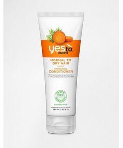 YES TO | Кондиционер Для Волос Carrots 280 Мл