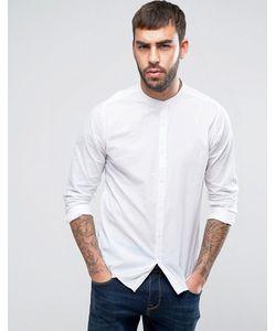 Solid | Рубашка Классического Кроя С Воротником На Пуговице